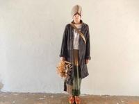 takuroh shirafuji『Wool Gown Coat』 - SHIRAFUJI-BLOG