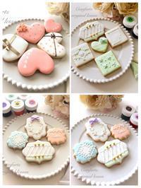 ◆募集◆アイシングクッキー基本コースレッスン - Comforts