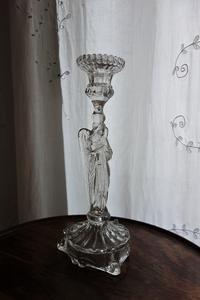 天使のガラスキャンドルスタンド39 - スペイン・バルセロナ・アンティーク gyu's shop