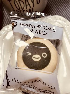 Suicaペンギンのマカロン - DAY BY DAY