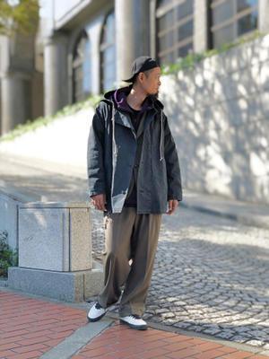 スタッフの冬開幕スタイル。-mune- - FLATBUSH -clothes LAB.-