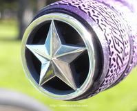 『the big star!! バーエンドキャップ   Silver』 - 「Chikara」のChumba