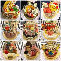 クリスマスケーキ、受け付けます! - HAPPY FIELD