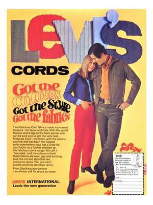 Levi's 519 Cords!!(マグネッツ大阪アメ村店) - magnets vintage clothing コダワリがある大人の為に。