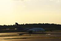 NRT - 47 - fun time (飛行機と空)