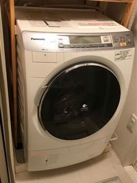 ついに。。ドラム式洗濯機が。。 - くらしのノート.micco