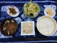 11/18納豆朝食@自宅 - 無駄遣いな日々