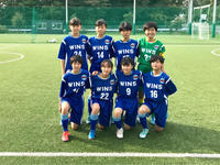 県女子U18フットサルリーグ(Bチーム) 第9節 - 横浜ウインズ U15・レディース