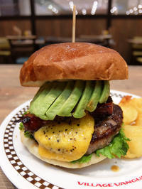 VILLAGE VANGURD DINER長久手店#2 - avo-burgers ー アボバーガーズ ー