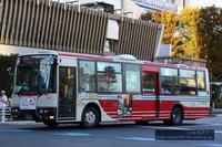 (2018.10) 関東バス・D2305 - バスを求めて…