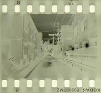 ネガ画像Kodak T-MAX P3200(6400)×Kodak Xtol(1+1) - モノクロフィルム 現像とプリント 実例集
