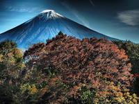 富士山秋の高嶺 - 風の香に誘われて 風景のふぉと缶