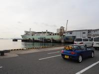 018.09.25 南海フェリー カプチーノ車中泊の旅最終編9 - ジムニーとピカソ(カプチーノ、A4とスカルペル)で旅に出よう
