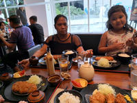 We prefer Yabu SM Aura over that of Alabang Town Centre - SONGS