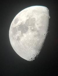 スマホで月面がくっきり。 - ライブ インテリジェンス アカデミー(LIA)