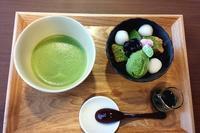 お茶 - お昼ごはんはパフェ (お昼ごはんはモーニング?)