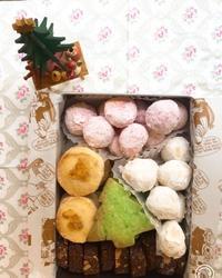 クッキー缶 クリスマスバージョン - 調布の小さな手作りお菓子教室 アトリエタルトタタン