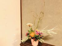 実りの秋♪ - Flower Days ~yucco*のフラワーレッスン&プリザーブドフラワー~