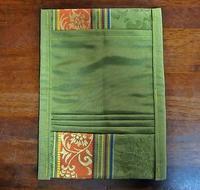 カードケース第2作、お札も入るよ - 柴犬たぬ吉のお部屋