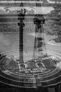 パリを気取る都市公園 - Silver Oblivion