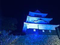 11/18 丸亀城 - 歌うように 歌うようにペダルをまわしたい ♪