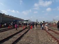 第18回 ふれあい鉄道フェスティバル (11/10:尾久車両センター) - わが愛しのXXX。
