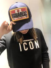 「DSQUARED2 ディースクエアード」CAPとニット帽入荷です。 - UNIQUE SECOND BLOG
