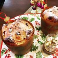クリスマスバージョンレッスン準備 - カフェ気分なパン教室  ローズのマリ