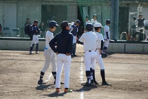 東高校との練習試合 - Kochi West High School BASEBALL CLUB (Season10)