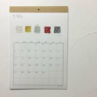 石田悦子さんのカレンダーとポストカード - 届けられたもの