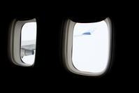 窓から見えるもの - 南の島の飛行機日記