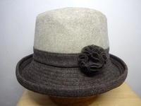 メルトンセーラークロッシェ - 帽子店 Chapeaugraphy