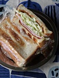 思いがけない嬉しいサンドイッチ - Baking Daily@TM5