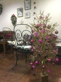 お気に入りのクリスマスグッズ - coco diary 山口県 お花と絵と楽しいティータイム