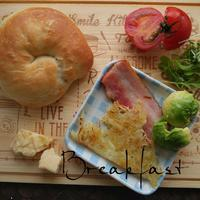 私のワンプレート朝ごパン - 料理研究家ブログ行長万里  日本全国 美味しい話