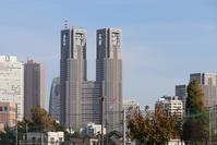 続)渋谷区から副都心新宿ビル群 - 一場の写真 / 足立区リフォーム館・頑張る会社ブログ