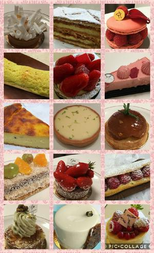 Paris Patisserie et Boulangerie - Sweets備忘録