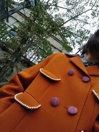 leur logette ウールトリプルクロスコート - 美人レッスン帳 BELA VISTA編