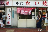 <国民的グルメ食>2018年池袋 - 写真家藤居正明の東京漫歩景