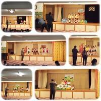 劇の会予行:1組 - ひのくま幼稚園のブログ