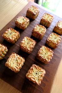 月餅 - KuriSalo 天然酵母ちいさなパン教室と日々の暮らしの事