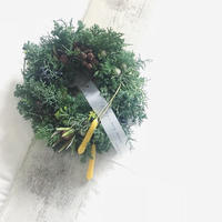 christmas wreath 2018 - ombrage diary