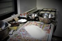 昔のレシピでマドレーヌを焼いてみる・・!! - 今夜の夕食