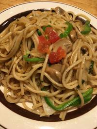 醤油バジリコスパゲッティ〜虎ノ門美味しいもの - 素敵なモノみつけた~☆