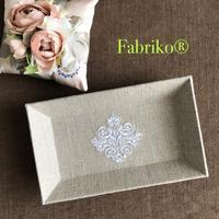 1枚仕立てのコツ - Fabrikoのカルトナージュ ~神戸のアトリエ~