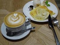 移転後のFEBRUARY CAFEさんでフレンチトースト - *のんびりLife*