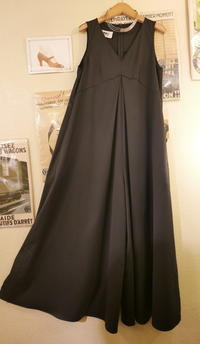 Margiela all-in-one dress - carboots
