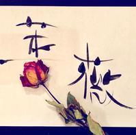 *薔薇* - fu-de-sign*文字日和*