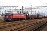 入換作業を酒田駅で撮影・EL日本海庄内号 - Joh3の気まぐれ鉄道日記