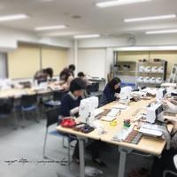 【ヴォーグ学園横浜校】バッグ講座でもファーのバッグ制作はじまりました! - neige+ 手作りのある暮らし
